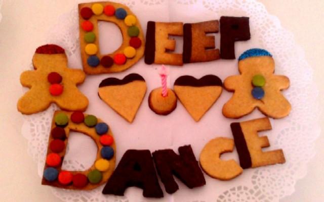 deep dance cookies