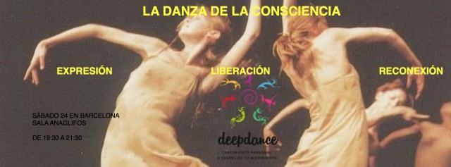 ESTE SÁBADO TOCA DEEPDANZAR EN BARCELONA!!