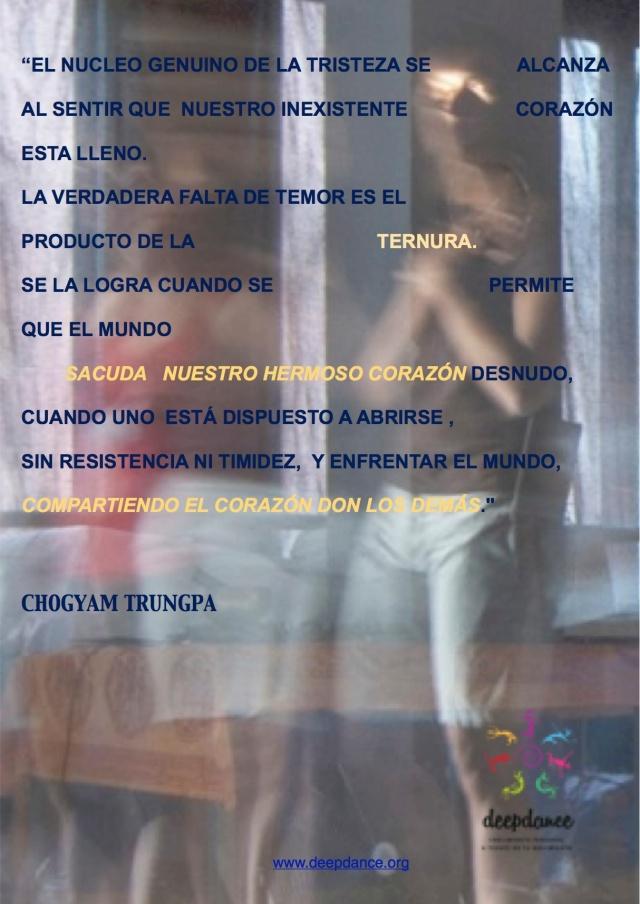 ABRIR EL CORAZÓN A LA TERNURA