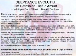 deepdance evolutivo